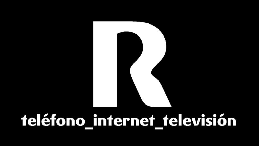 Logo R negro