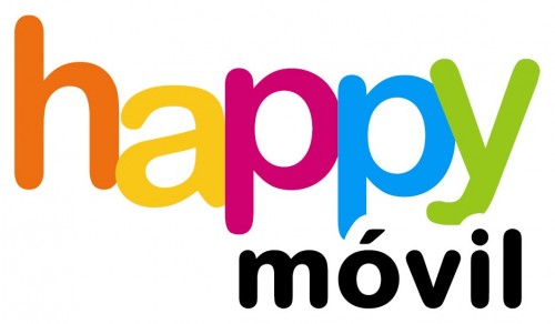 logo happy movil