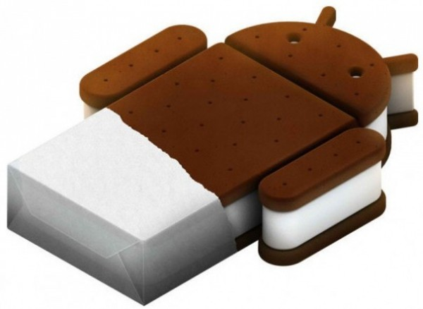 Android Ice Cream Sandwich 600x438