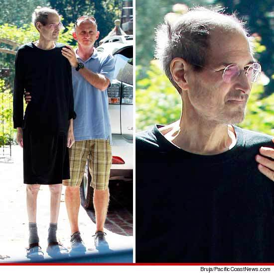 Foto falsa Steve Jobs TMZ