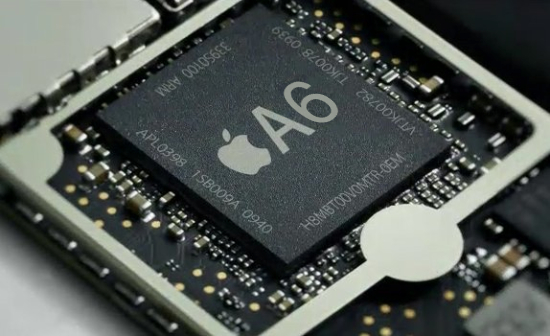 Procesador Apple A6
