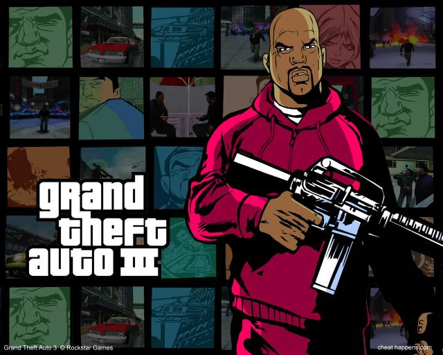 Grand Theft Auto III se pasa a Android