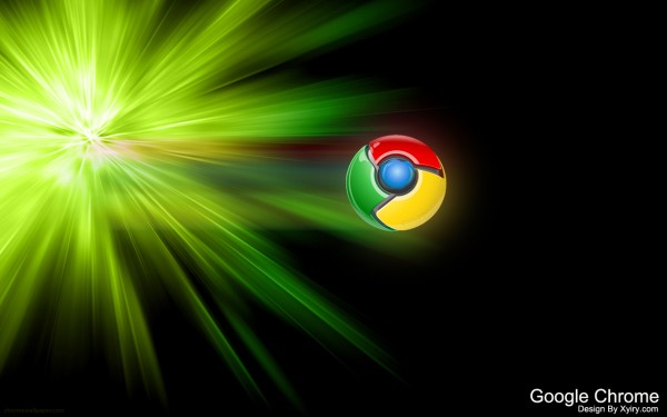 Logo Google Chrome 600x375
