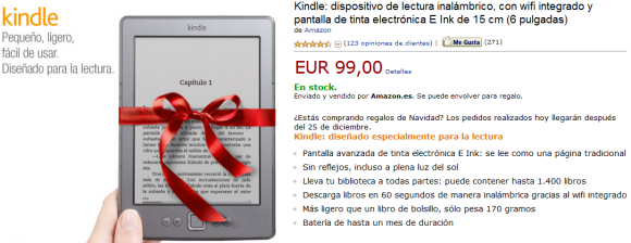 Kindle Amazon España 580x224