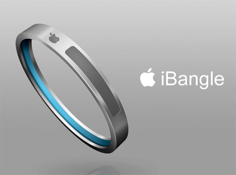 ibangle Futuro iPod Nano