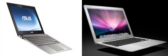 Asus VS Apple 580x196