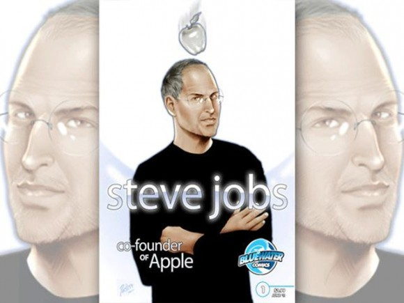 Cómic Steve Jobs 580x435