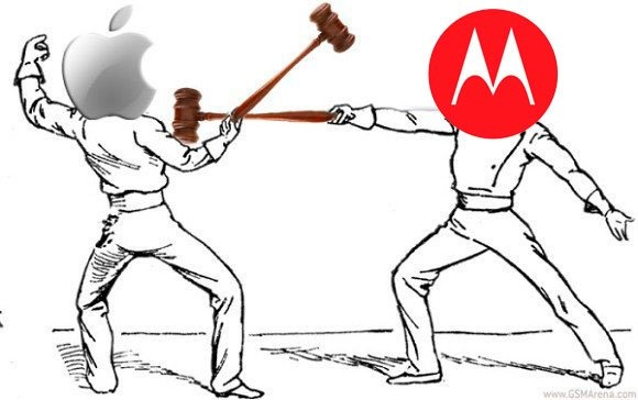 Guerra Apple VS Motorola