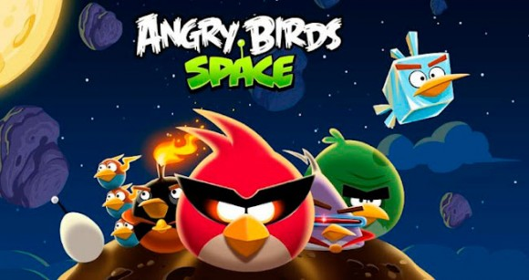 Angry Birds Space 580x307