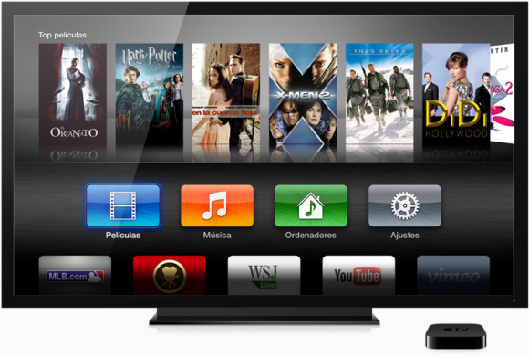 Apple TV 580x391