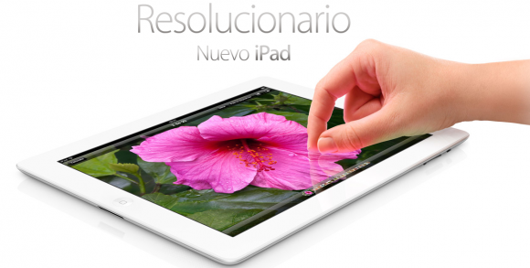 Nuevo iPad 580x293