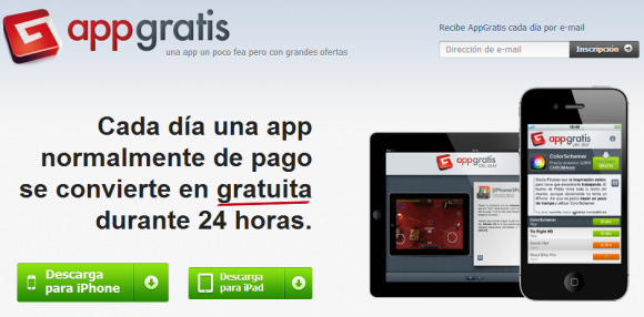AppGratis iOS iPhone iPad