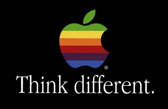 Logo Apple Think Different