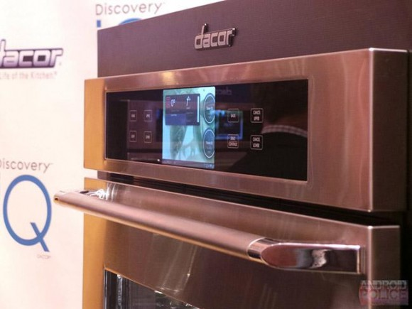 Dacor Horno Android