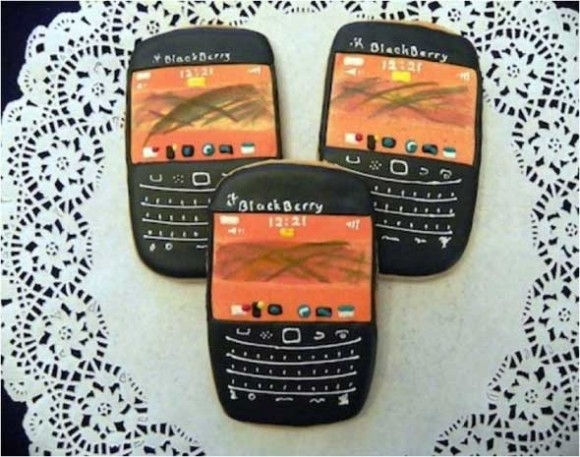 Galletas Blackberry