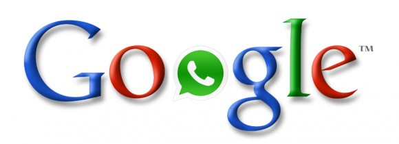 Google WhatsApp 580x210