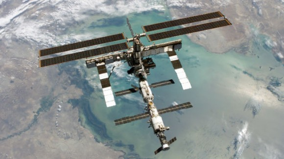 ISS Estación Espacial Internacional NASA