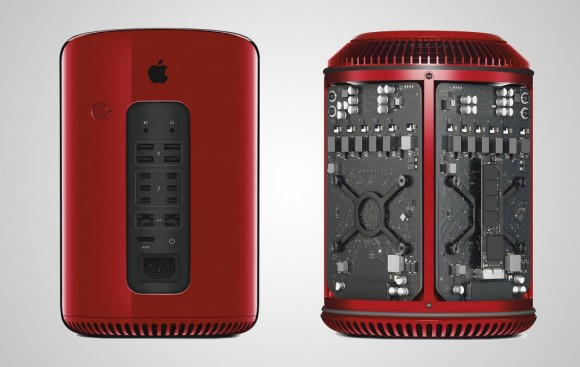 Mac Pro Product Red