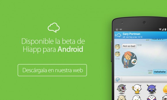 Hiapp Android