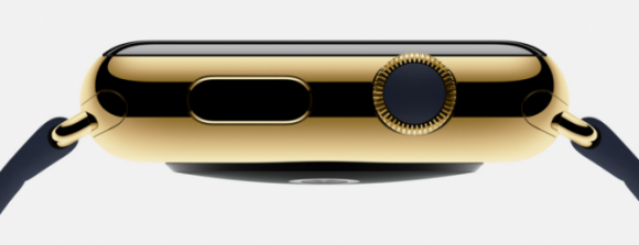 apple gold watch