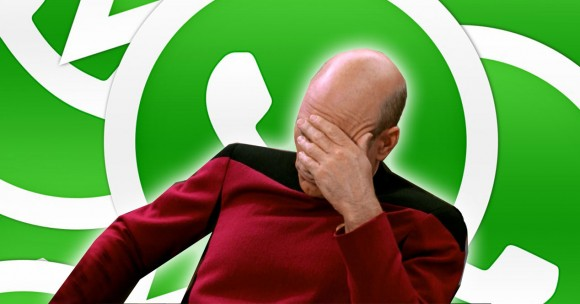 Icono WhatsApp Facepalm