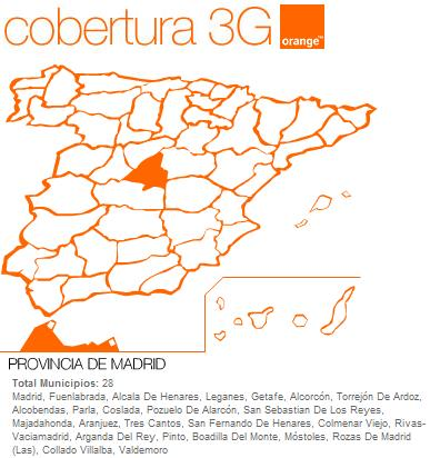 Mapa De Cobertura Orange.Mapa Cobertura Orange Detraiteurvannederland